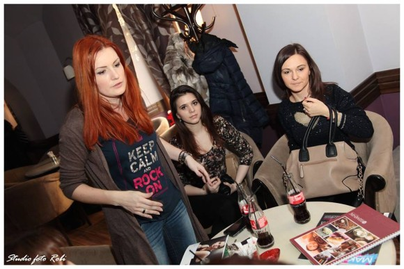 Spring beauty bloggers meeting Timișoara