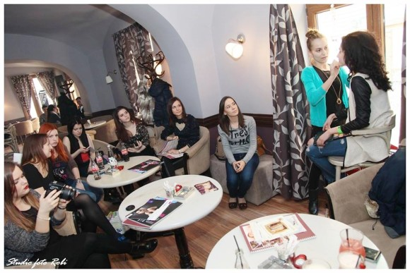 Spring beauty bloggers meeting Timișoara