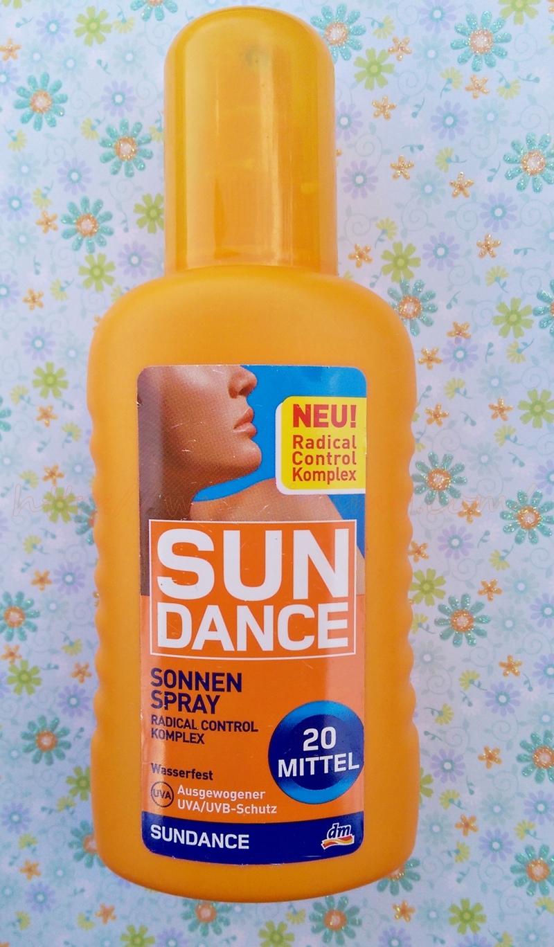 Lotiune de plaja Sun Dance