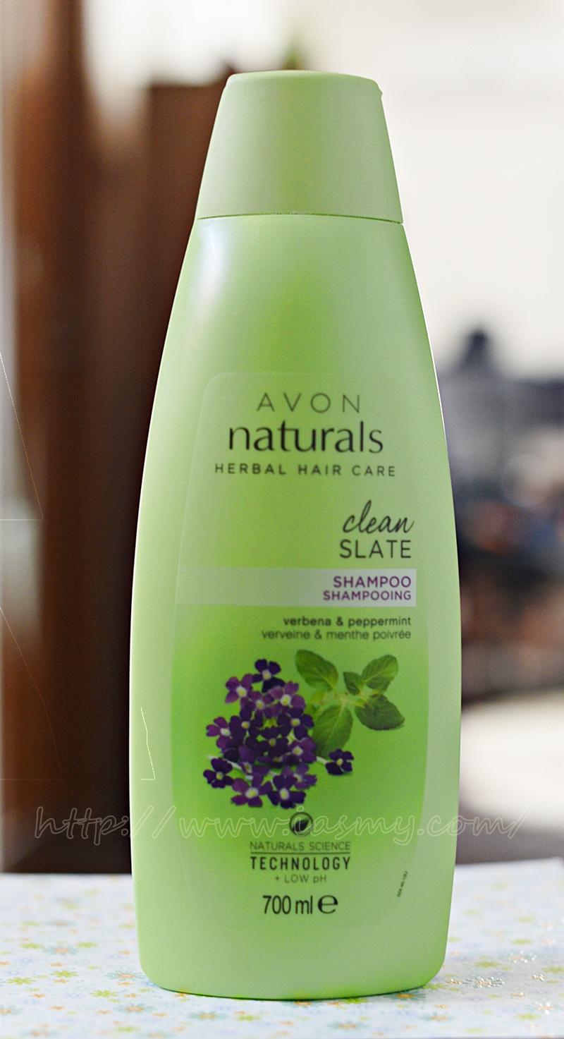 Șampon cu mentă și verbenă