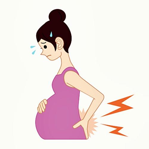 Dureri de spate in sarcina