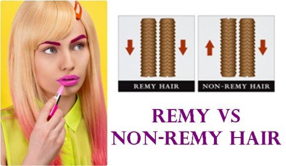 Remy vs Non-Remy Hair