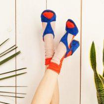 Cum să porți sandale toamna