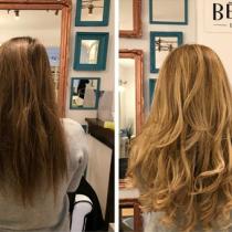 Extensii Clip-On = păr lung și voluminos, în doar câteva minute!