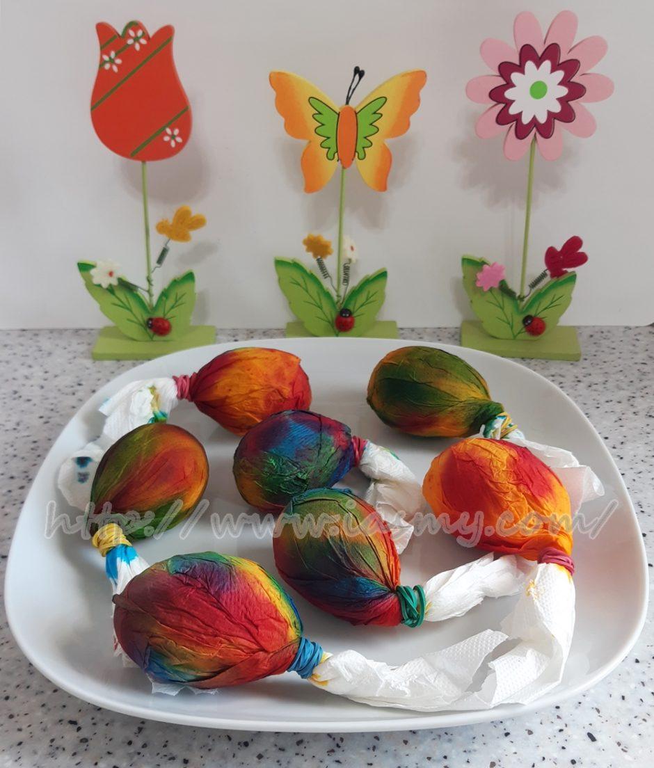 ouă pentru Paște